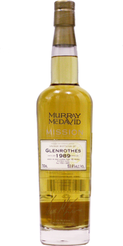 Glenrothes 1989 MM
