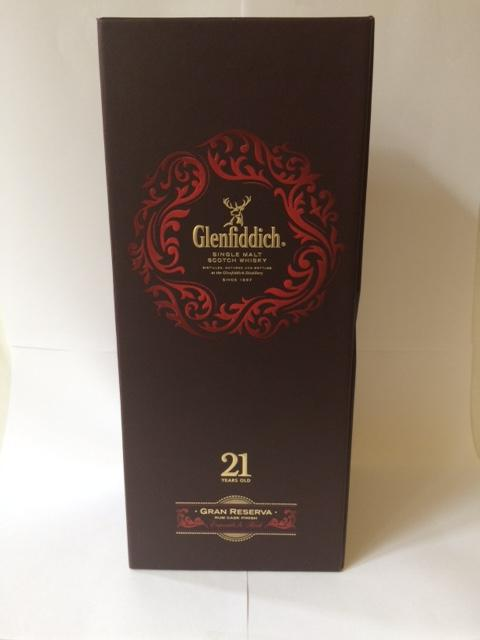Glenfiddich 21-year-old