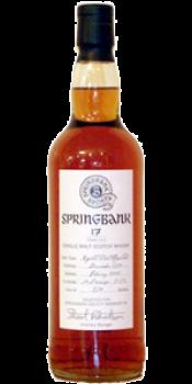 Springbank 1990