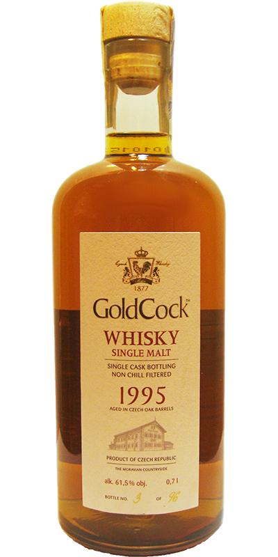 Gold Cock 1995