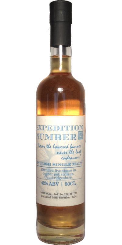 English Spirit Distillery 2014