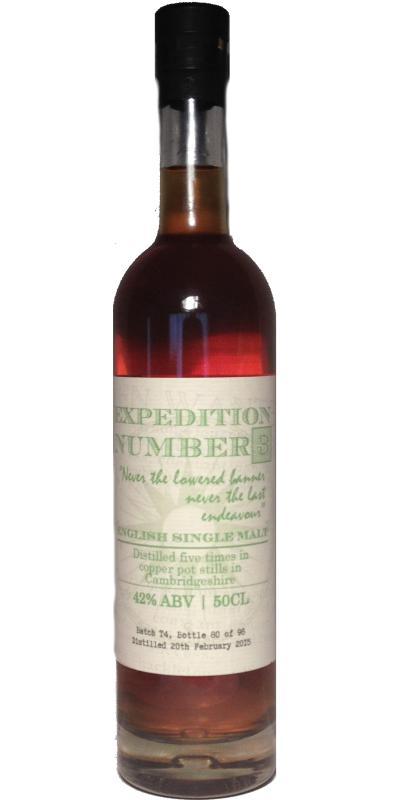 English Spirit Distillery 2015