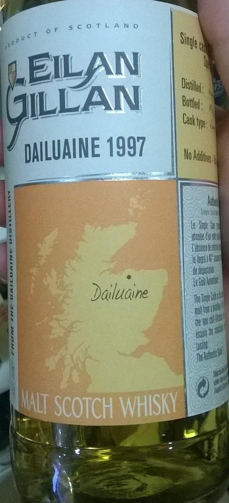 Dailuaine 1997 EG