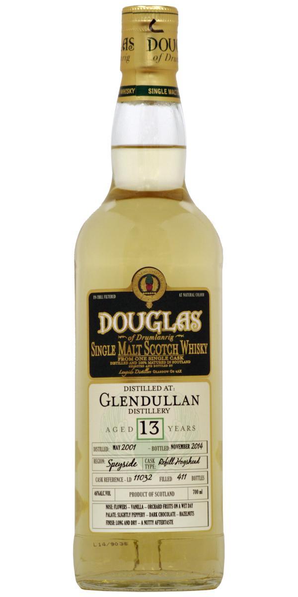 Glendullan 2001 DoD