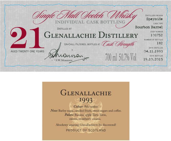 Glenallachie 1993 DR