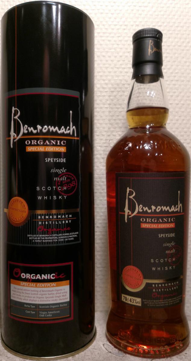 Benromach 2008