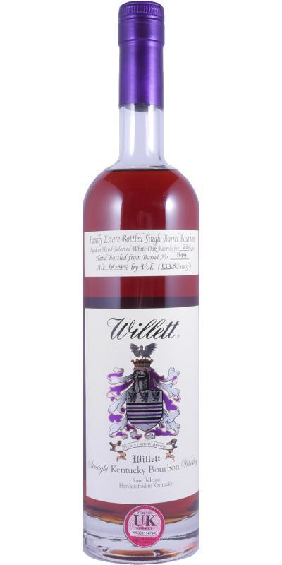 Willett 22-year-old