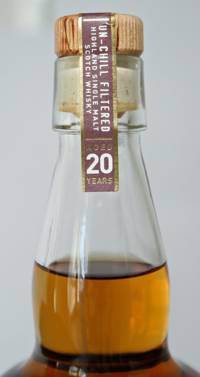 Deanston 20-year-old