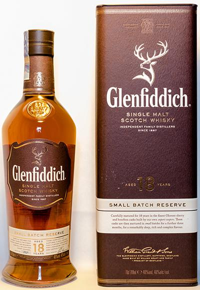 Glenfiddich 18-year-old
