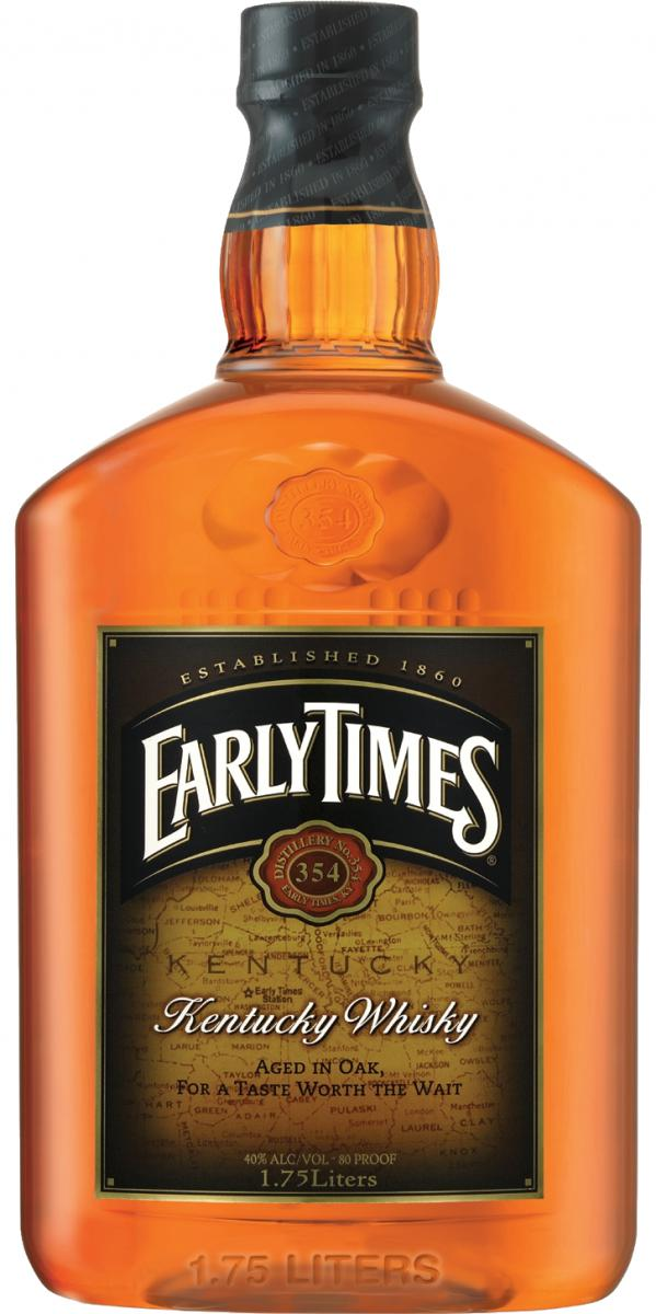 Early Times Kentucky Whisky