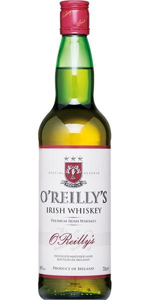 O'Reilly's Irish Whiskey