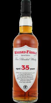 Fine Blended Whisky 1980 W-F
