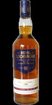 Royal Lochnagar 1996