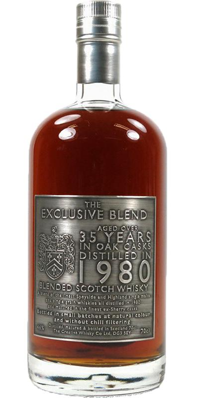 The Exclusive Blend 1980 CWC