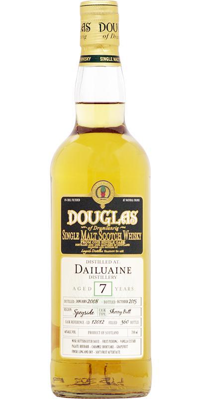 Dailuaine 2008 DoD