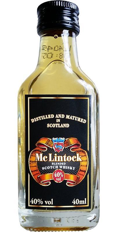 McLintock Blended Scotch Whisky