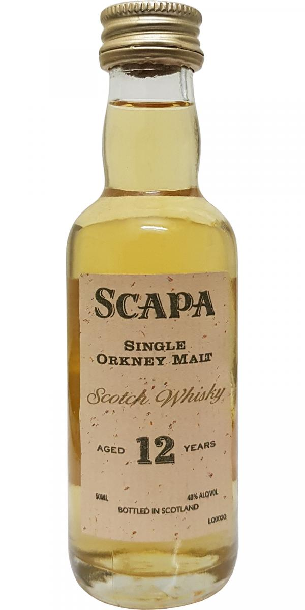 Scapa 12-year-old