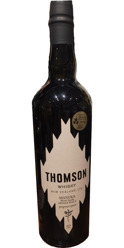 Thomson Manuka Wood Smoke