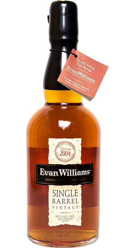 Evan Williams 2004