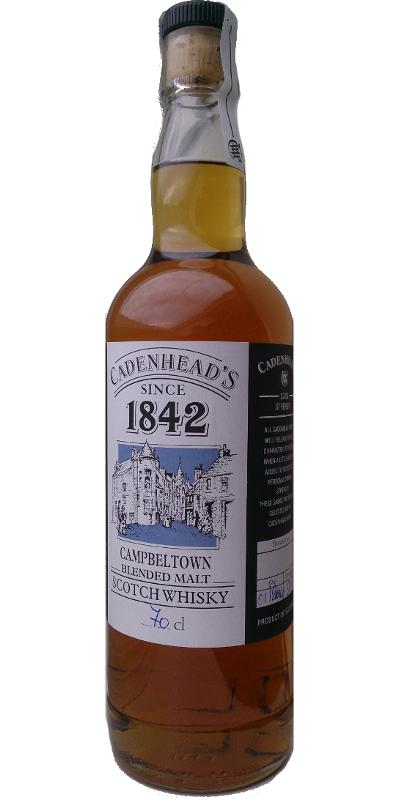 Campbeltown Blended Malt Cadenhead's 1842 CA