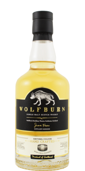 Wolfburn Hand Crafted