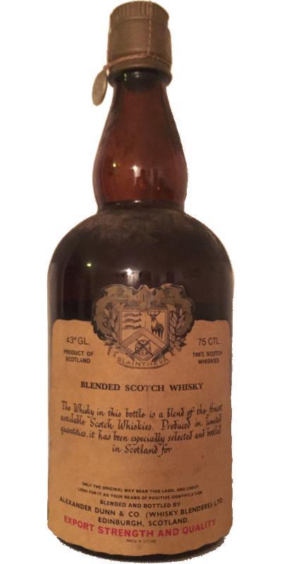 Slaintheva Blended Scotch Whisky