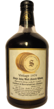 Bunnahabhain 1979 SV