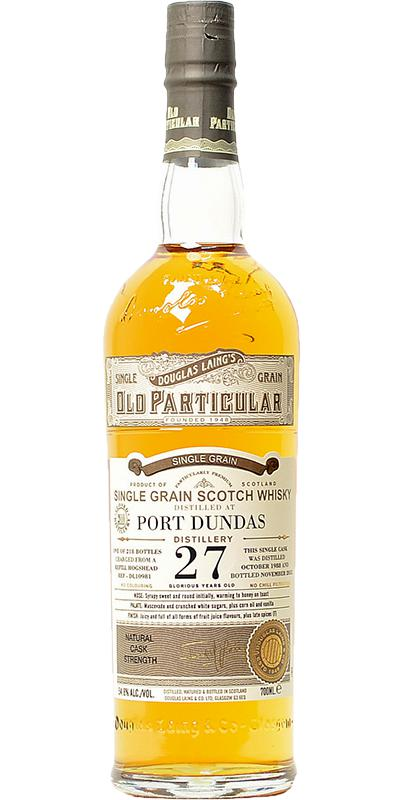 Port Dundas 1988 DL