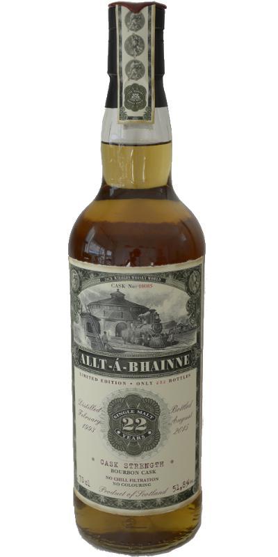 Allt-a-Bhainne 1993 JW