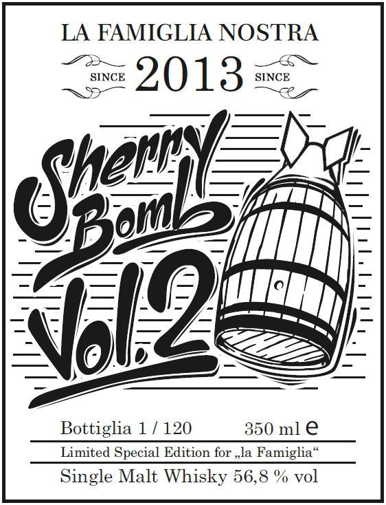 Sherry Bomb Vol. 2 LFN