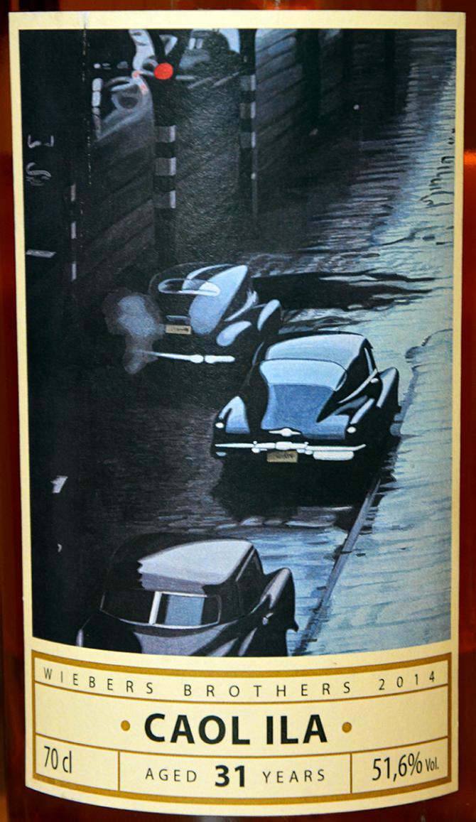 Caol Ila 1983 JW