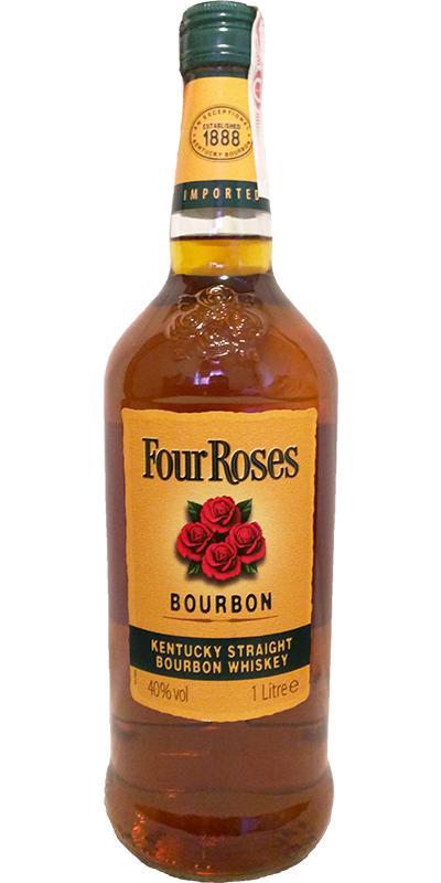 Four Roses Kentucky Straight Bourbon