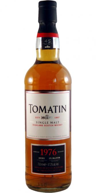 Tomatin 1976