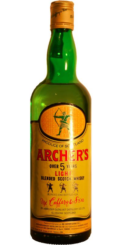 Archer's 05-year-old