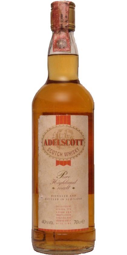 Adelscott Pure Highland Malt