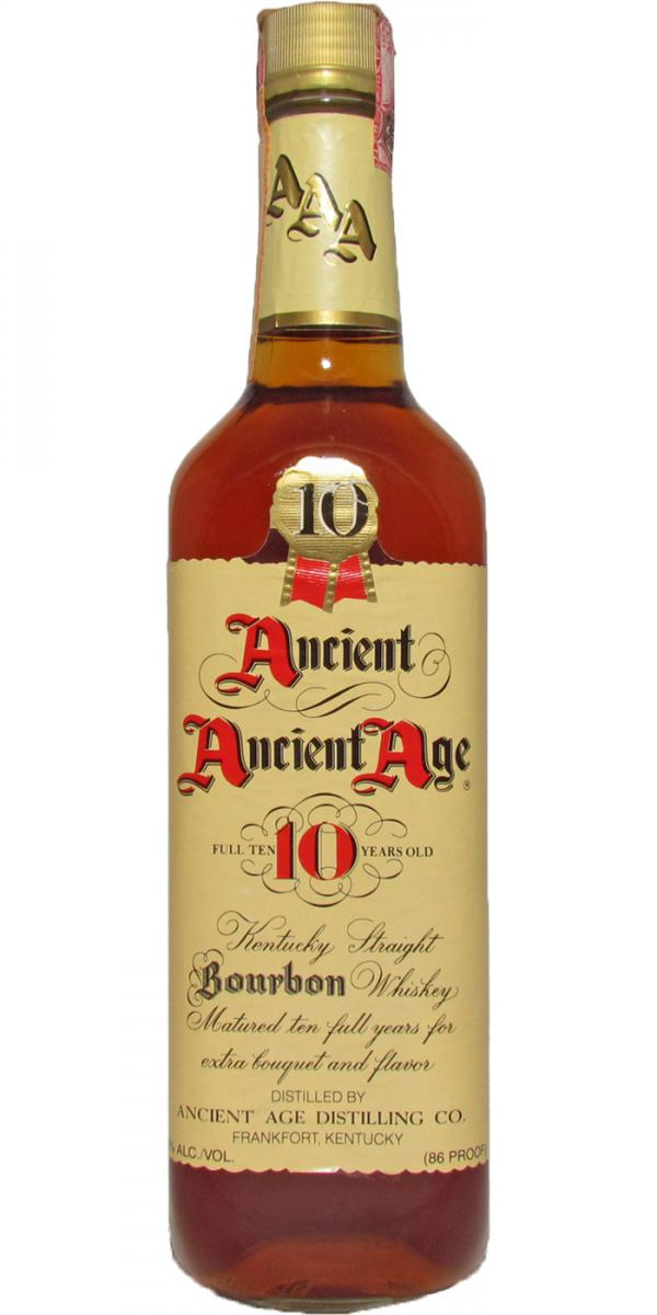 f1ad1534835 Ancient Age 10-year-old - Ratings and reviews - Whiskybase