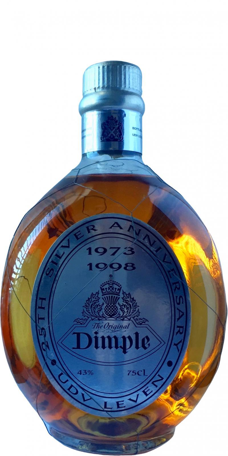 Dimple 25th Silver Anniversary UDV Leven