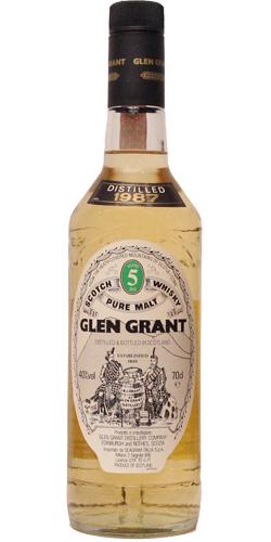 Glen Grant 1987