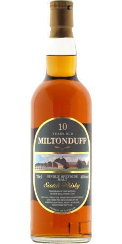 Miltonduff 10-year-old GM