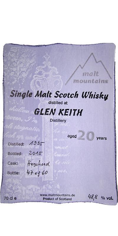 Glen Keith 1995 Mamo