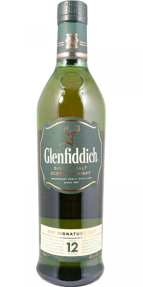 Glenfiddich 12-year-old
