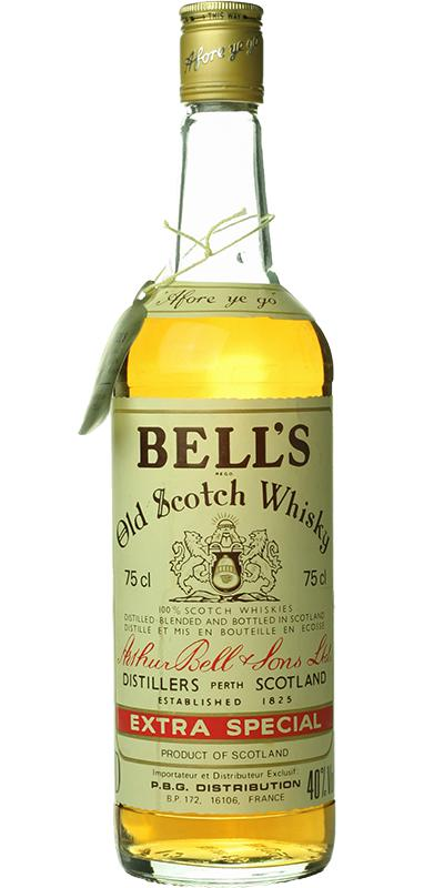Bell's Old Scotch Whisky