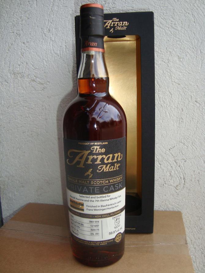 Arran 2007
