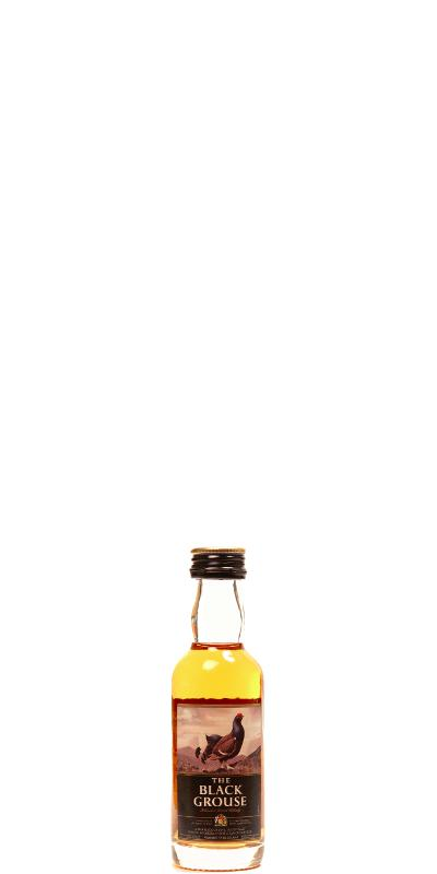 The Black Grouse Blended Scotch Whisky