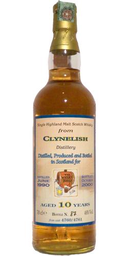 Clynelish 1990 K-B