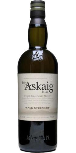 Port Askaig Cask Strength SMS
