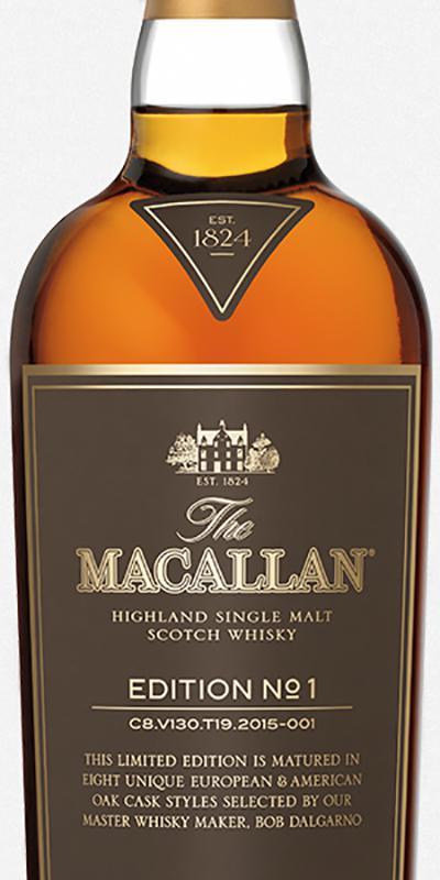 Macallan Edition No. 1