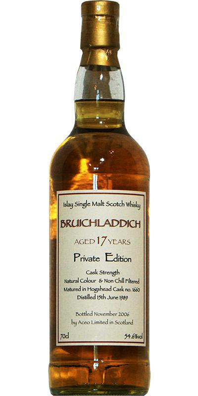 Bruichladdich 1989 AcL