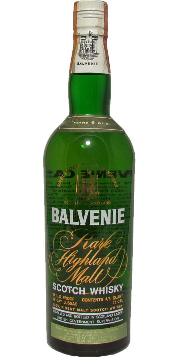 Balvenie 06-year-old