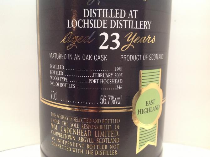 Lochside 1981 CA